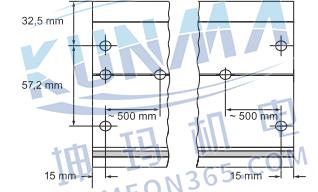 S7-300的安装导轨上可以安装多少个模块?