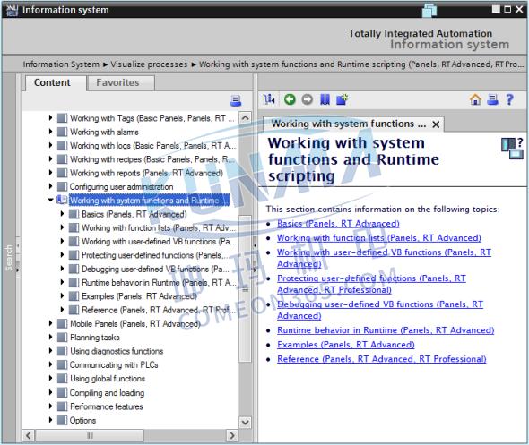 WinCC(TIA博途)提供了哪些VBS信息和VBS编程工具?