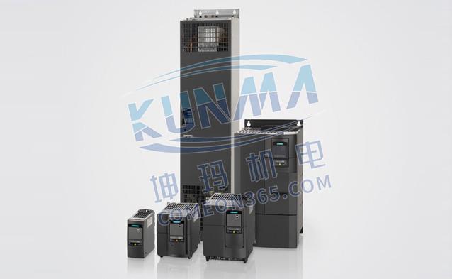 为什么MM4变频器不能修改电机参数?