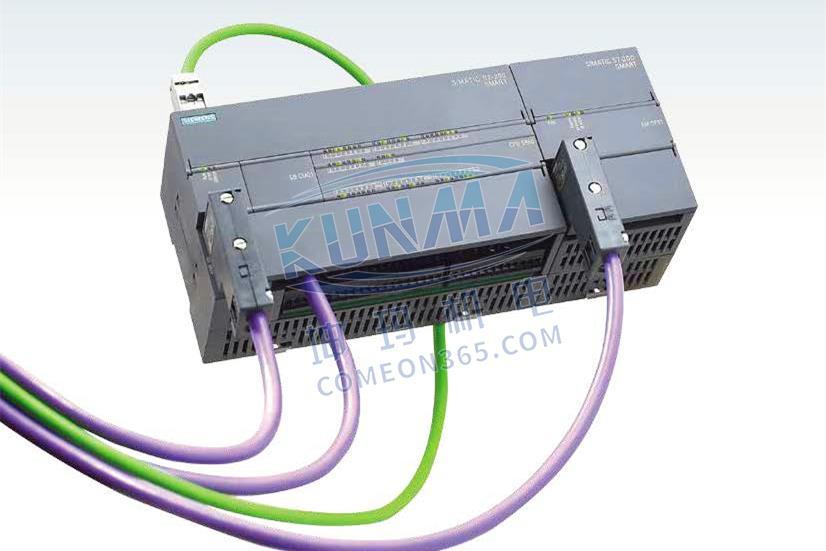 西门子S7-200PLC内部寄存器地址是如何分配?