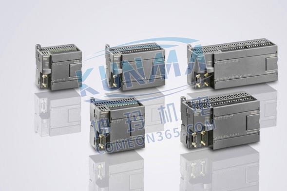 西门子PLC扩展模块地址怎么分配?