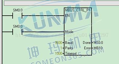 西门子plc如何接485仪表?