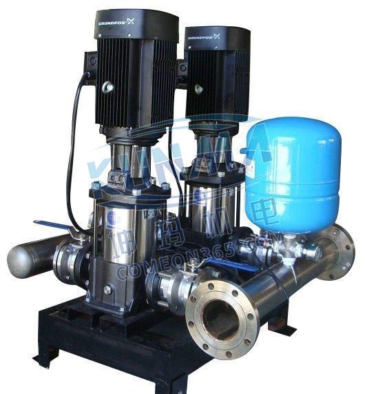 西门子plc如何控制供水?图片1