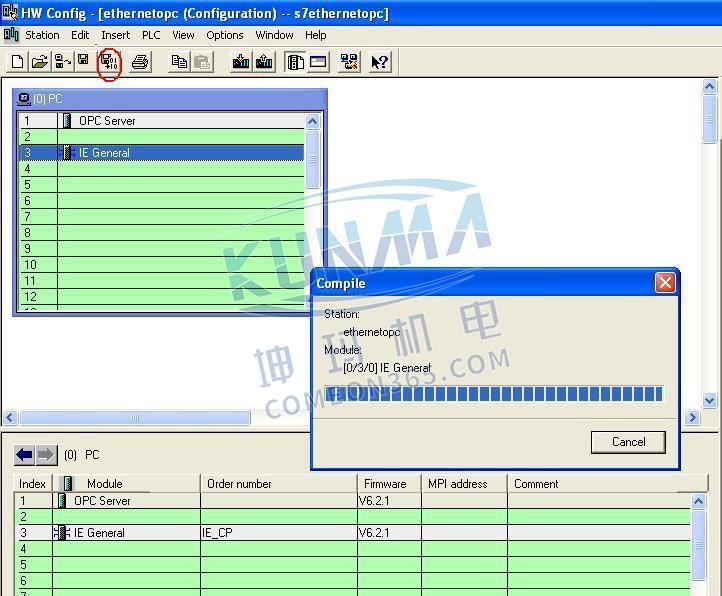 西门子plc 如何连接服务器图片18