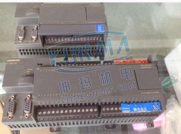 西门子S7-300PLC如何控制伺服电机?图片1