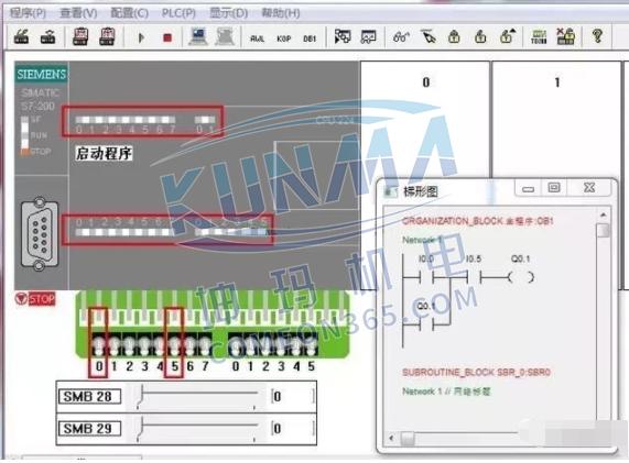 西门子plc如何模拟运行图片3