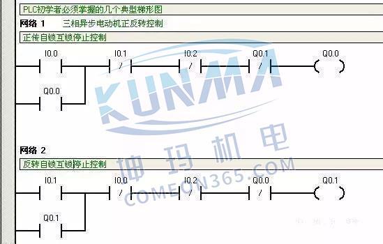如何理解PLC梯形图与继电器电路的区别?图片2