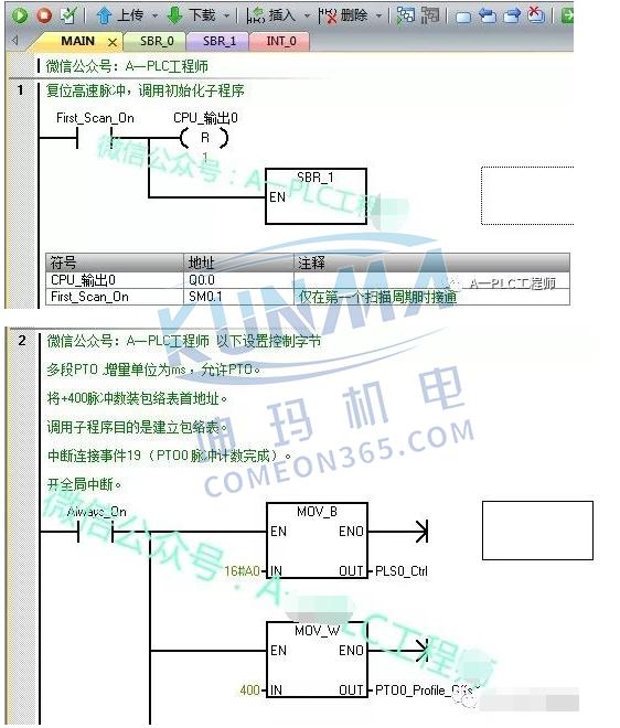 西门子plc如何控制步进电机?图片7