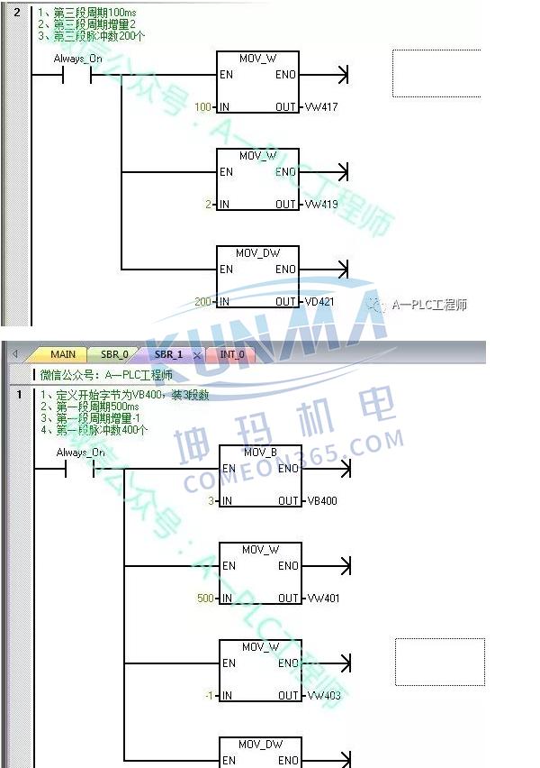 西门子plc如何控制步进电机?图片9
