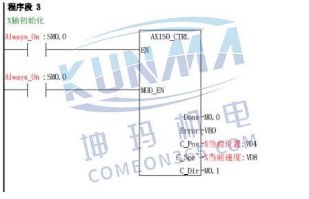西门子plc200如何画圆图片13