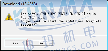 西门子300plc如何下载程序?图片15