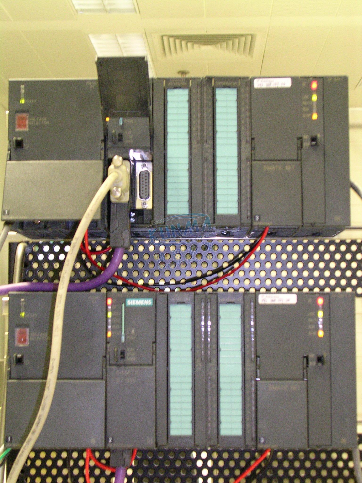 通过CP343-1模块 如何实现2套S7-300之间的以太网通讯?图片1