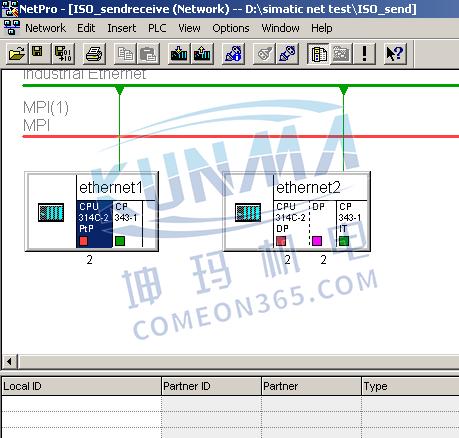 通过CP343-1模块 如何实现2套S7-300之间的以太网通讯?图片8