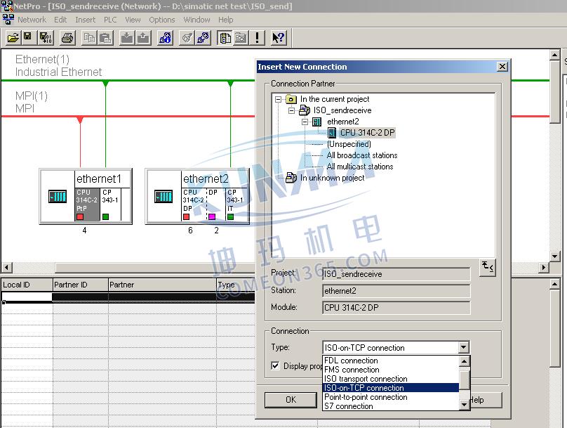 通过CP343-1模块 如何实现2套S7-300之间的以太网通讯?图片9