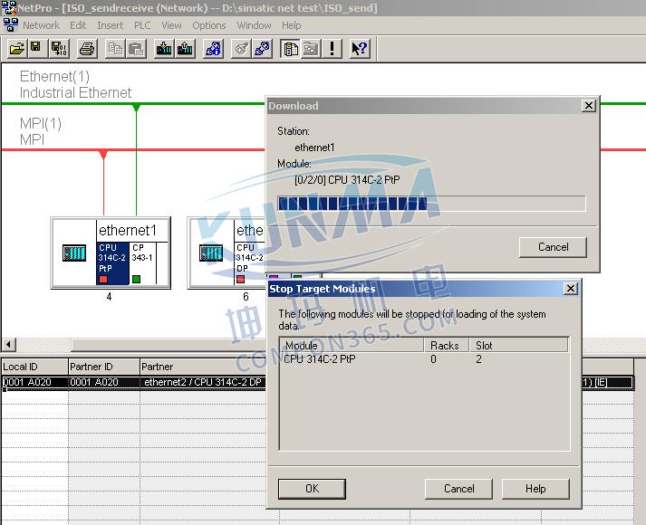 通过CP343-1模块 如何实现2套S7-300之间的以太网通讯?图片12