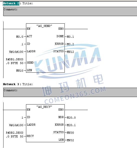 通过CP343-1模块 如何实现2套S7-300之间的以太网通讯?图片13