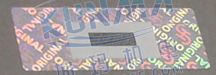 SIMATIC S7-300 模块的防伪封签图片2