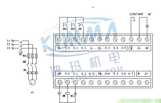 plc控制柜接线图 plc控制柜电气图图片2