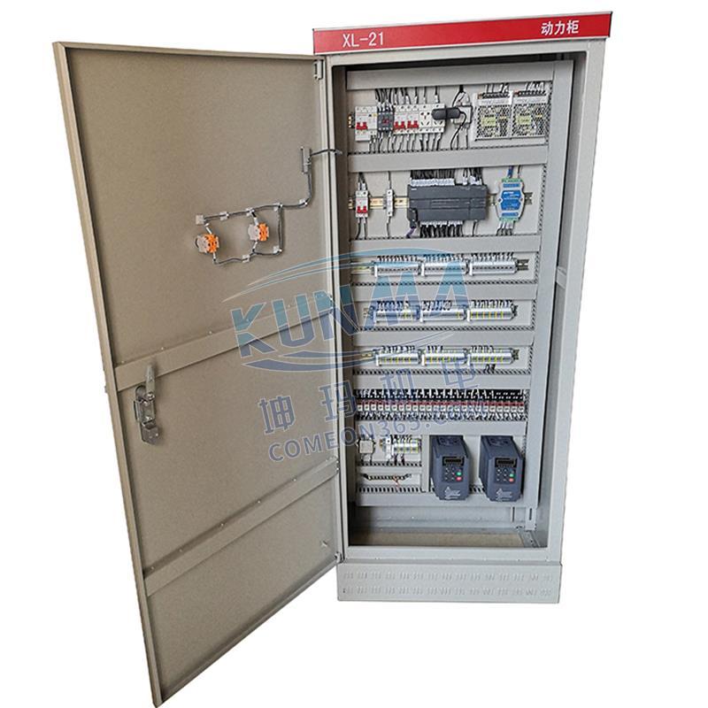在工业环境中迎的PLC控制柜有着怎样的作用?广受欢图片1