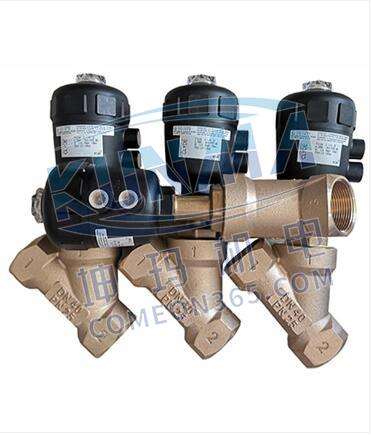 目前使用的气动控制阀有着怎样的部分组成及操作原理?图片1