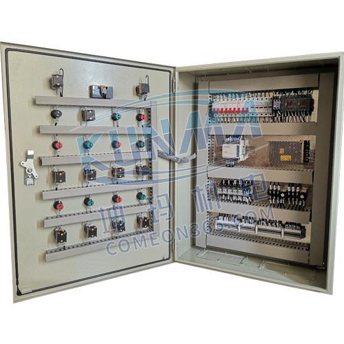 市面上使用的干灰散装机控制箱与PLC控制柜之间存在哪些差异?图片1