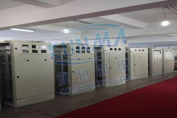 plc控制柜里面都有什么电器元件图片1