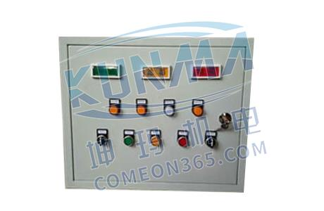 智能通风信号控制箱介绍图片1