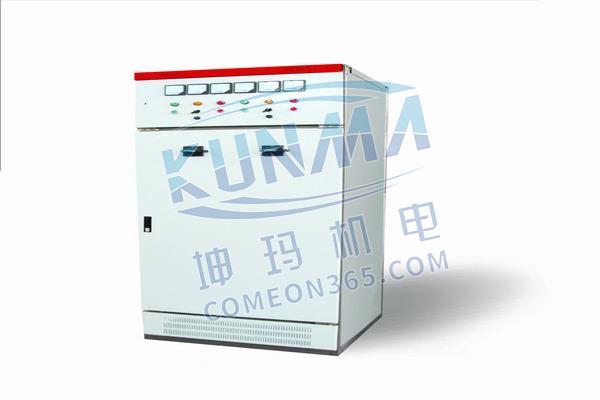 污水处理控制柜电气控制箱图片1