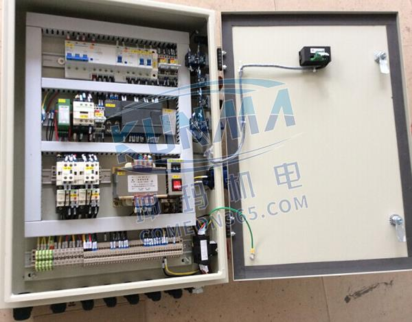 承接PLC控制柜定制图片4