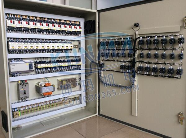 承接PLC控制柜定制图片5