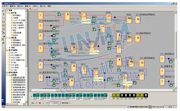 LOGO! 在水处理超滤控制系统中的应用图片14