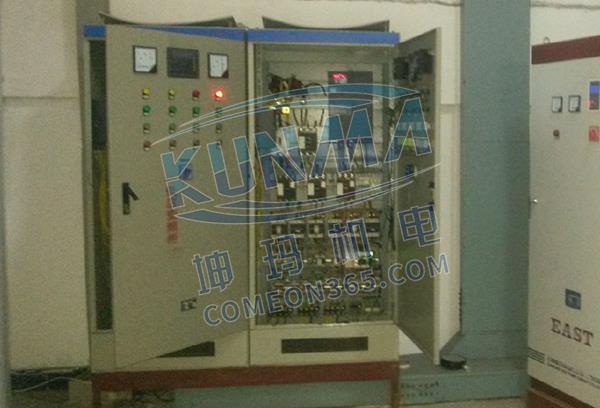 三菱FX3U PLC小区供水设备远程在线监控图片3