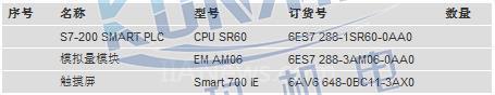 西门子S7-200 SMART PLC在全自动蓄电池短路内阻检测图片3