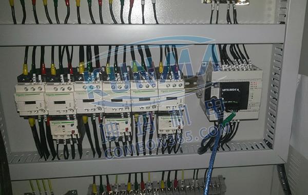 三菱FX系列PLC远程监控系统图片2