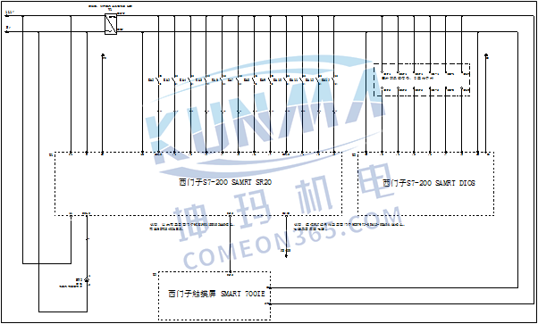 S7-200 SMART在工业除尘系统中的应用图片4