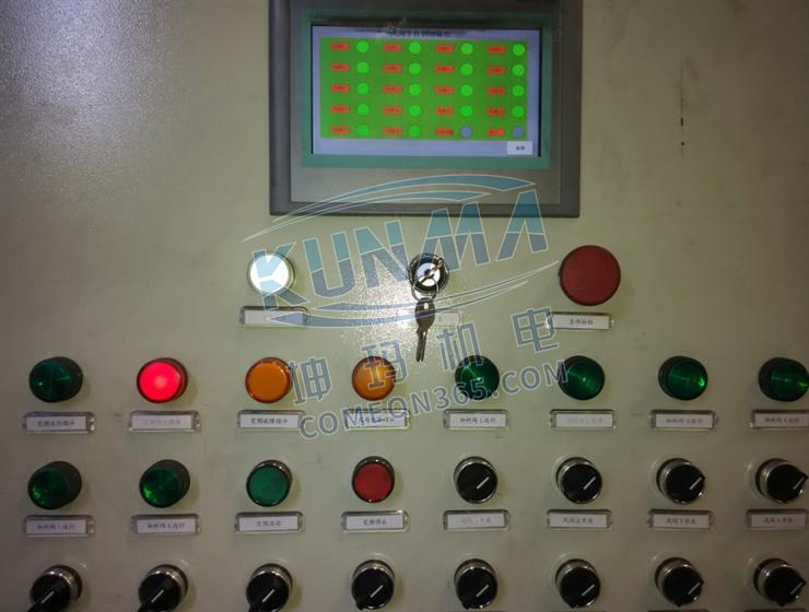 S7-200 SMART在工业除尘系统中的应用图片15
