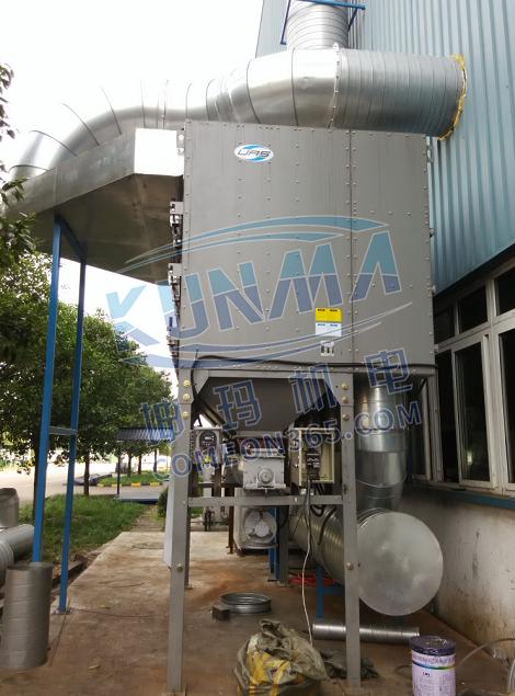 S7-200 SMART在工业除尘系统中的应用图片16