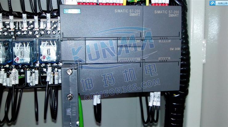 S7-200 SMART在工业除尘系统中的应用图片17