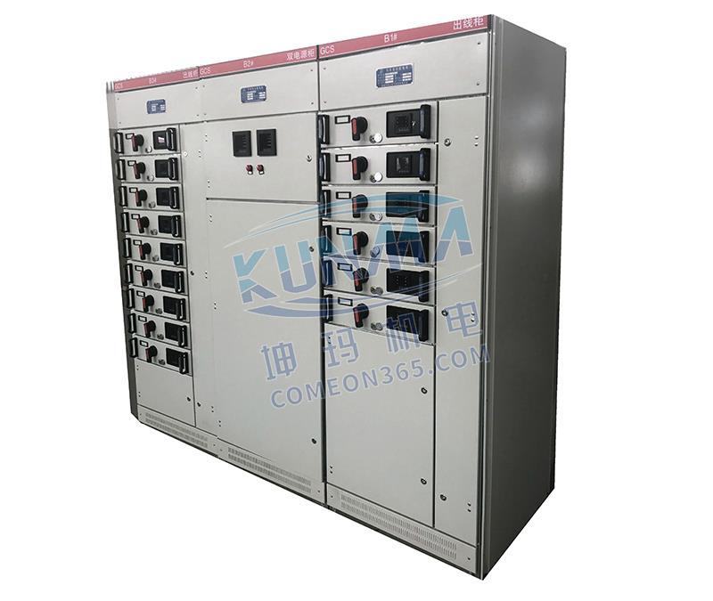 广东配电箱简述电缆带电以及不带电触摸区别图片1