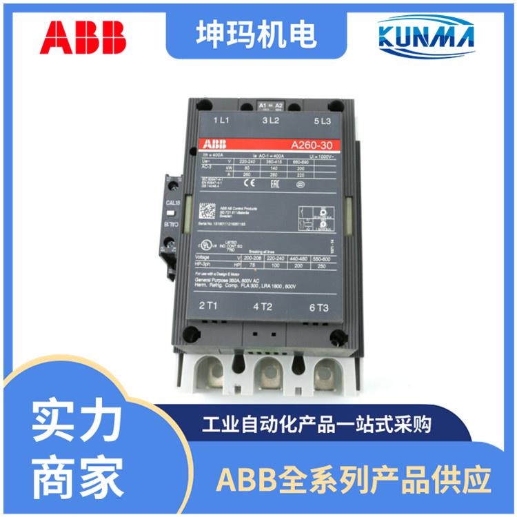 A260-30-11-84交流接触器