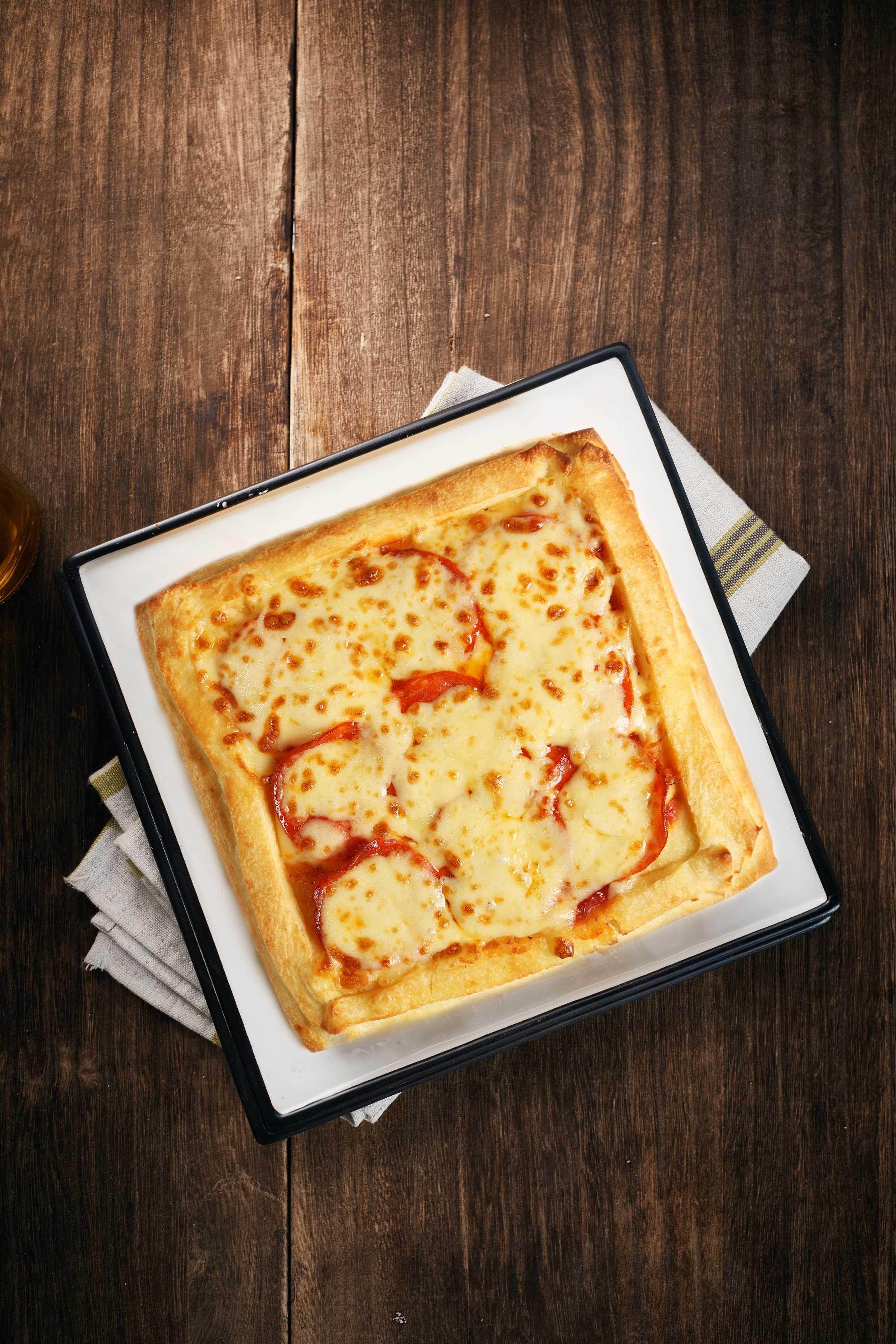 意大利香肠比萨--副本