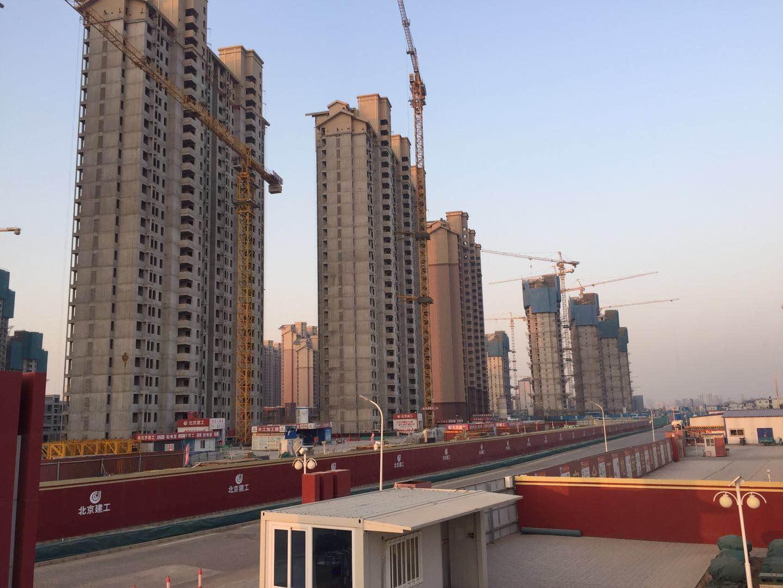 北京通州璐城镇棚改安置房项目