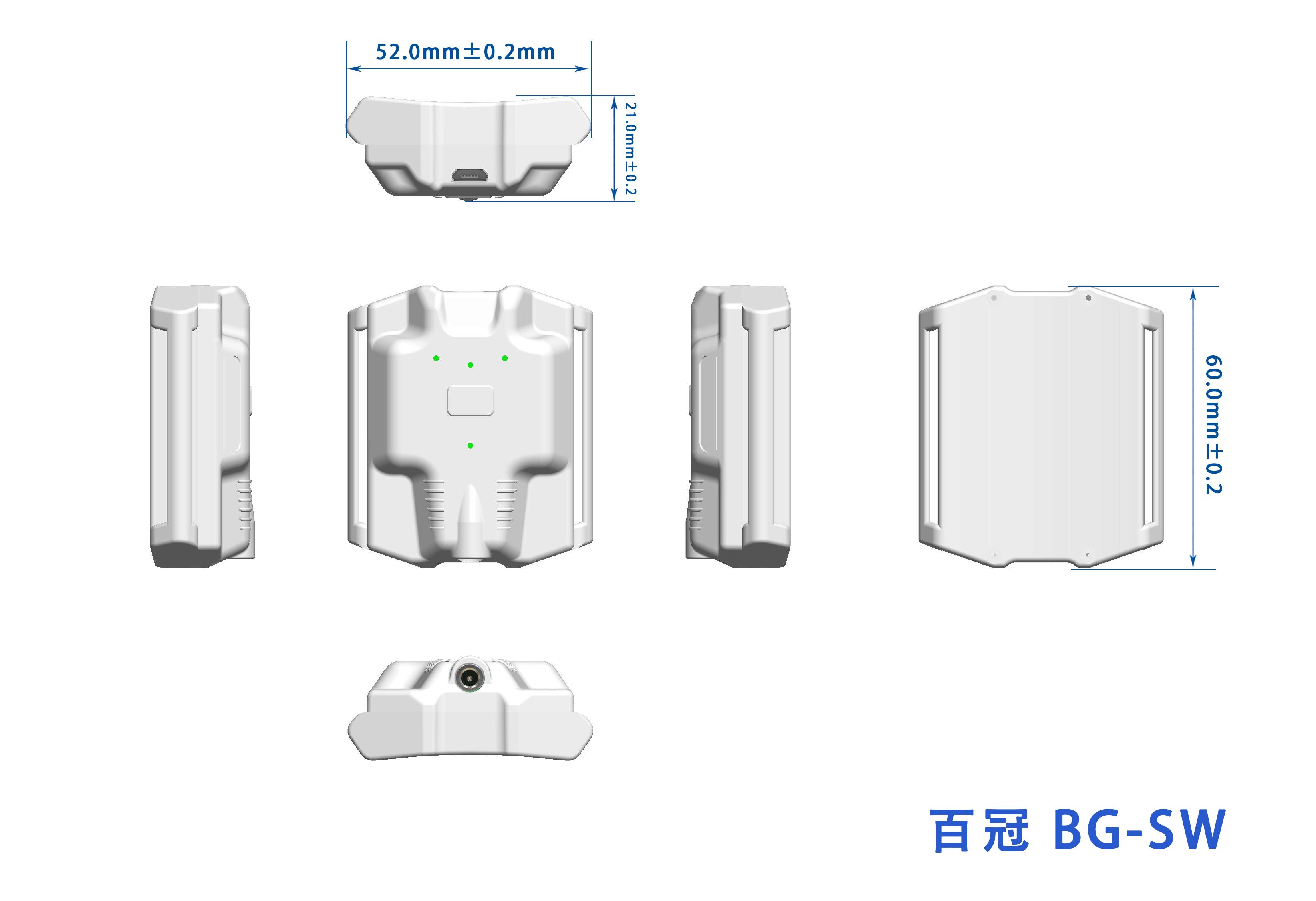 工程平面圖-白