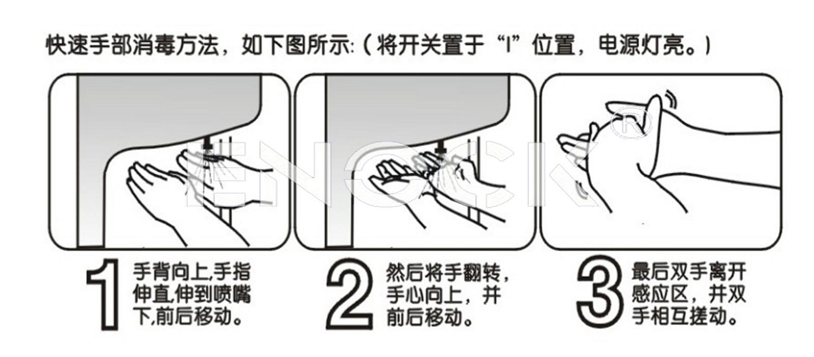 EK-6915使用方法