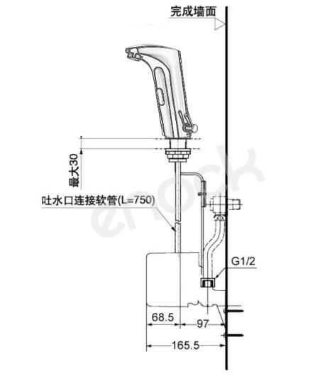EK-8120安装尺寸图