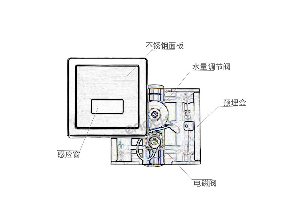 EK-8313部件名称