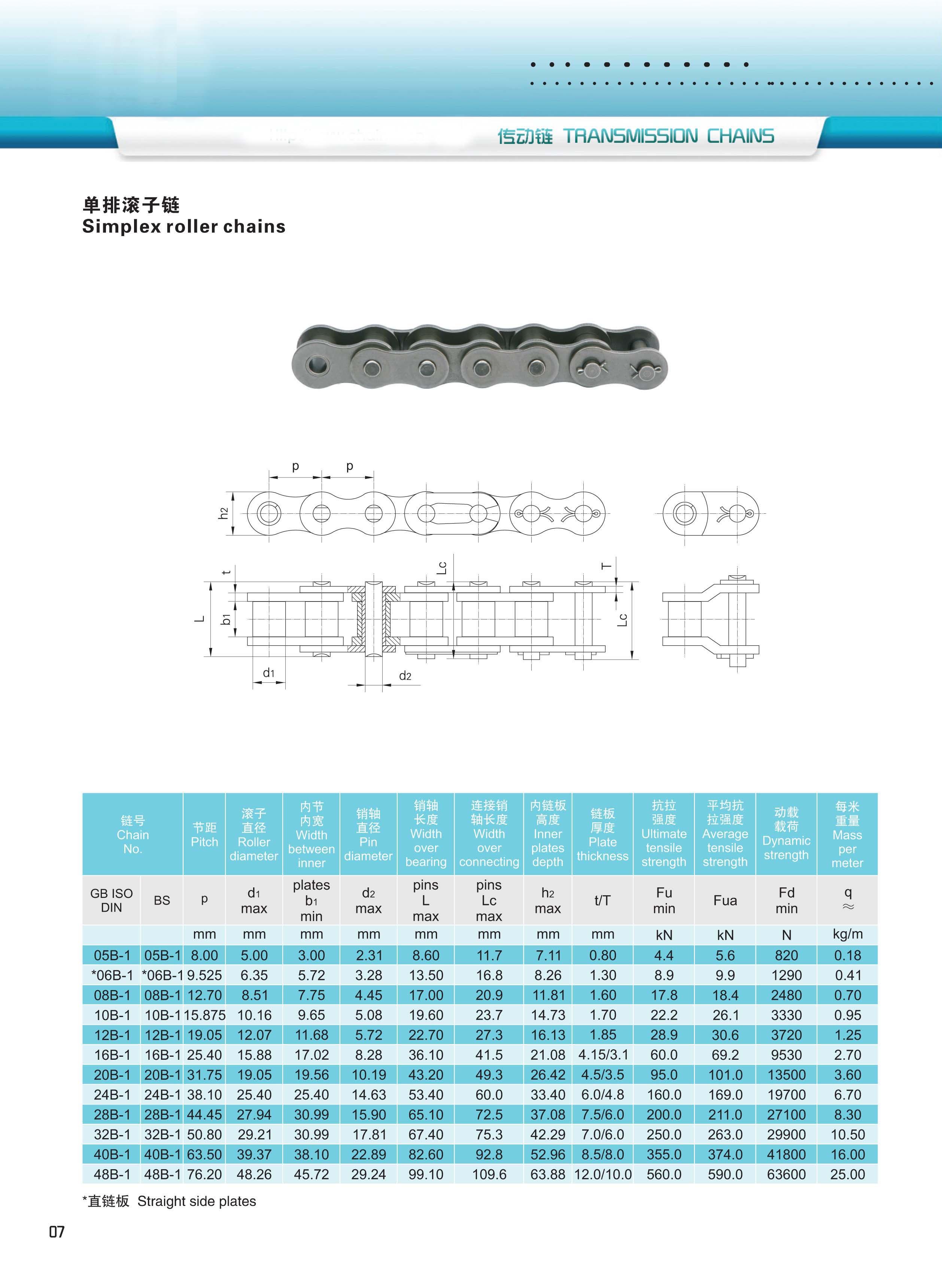 产品上传-8-AB型标准链条-XINYUCHAIN-13