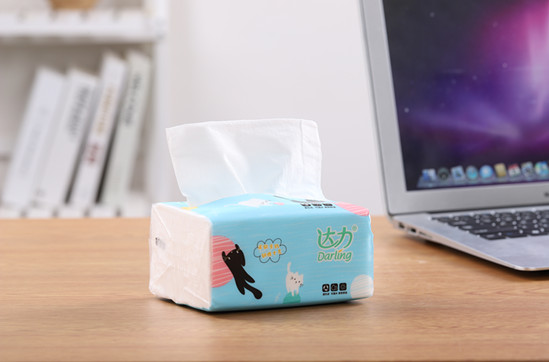 藍貓抽紙592-362