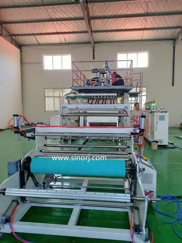 Melt blown Non-woven fabric Cloth Machine