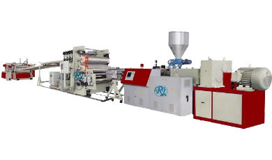 PVCsheet production line